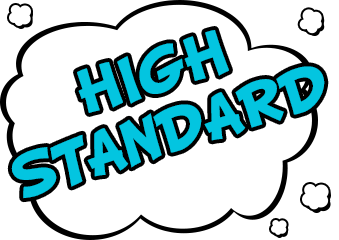 High Standard - Service Above and Beyond